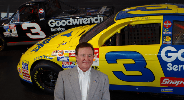 Richard Childress NASCAR Hall of Fame Glory Road