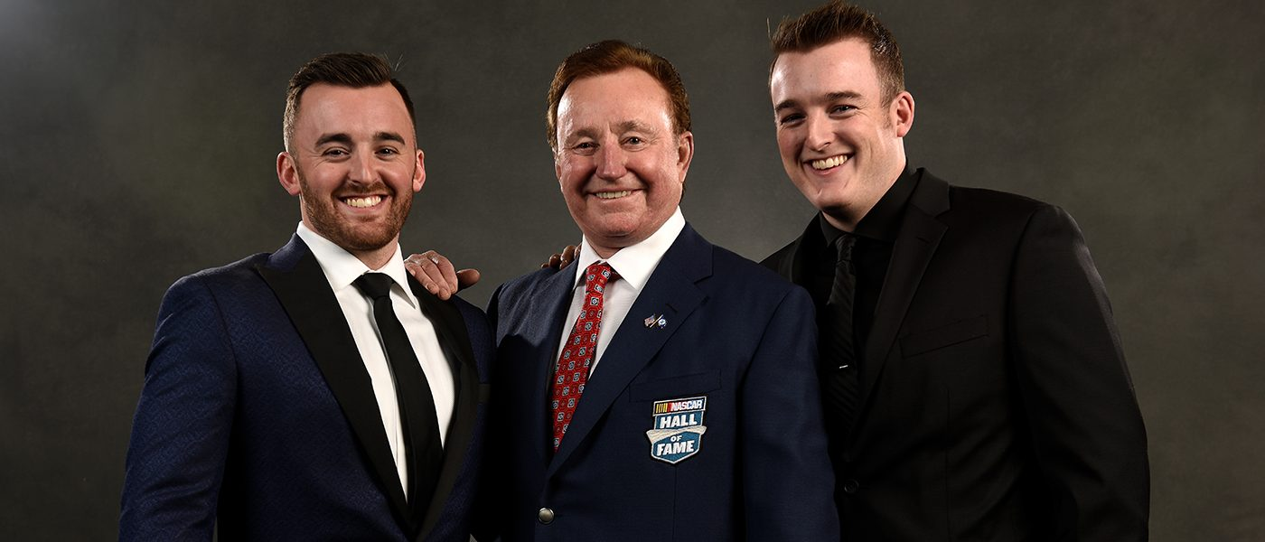 Richard Childress Hall of Fame Portrait