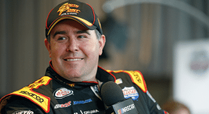 Brendan Gaughan Daytona Media Day