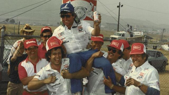 Richard Childress: A Career of Firsts – First Win