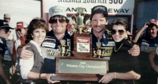 Richard Childress: A Career of Firsts – First Championship