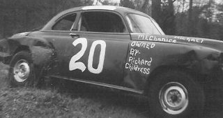 Richard Childress: A Career of Firsts – First Race Car