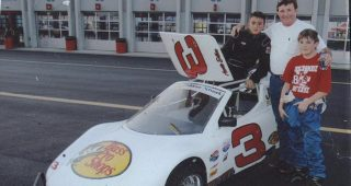 Richard Childress: A Career of Firsts – First Time Taking Grandsons Racing