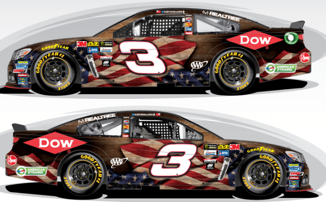 Austin Dillon to Honor Local Navy Seal During Coca-Cola 600