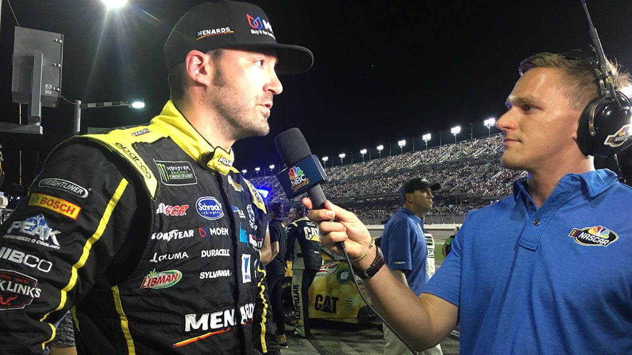 Paul Menard Earns Career-Best Daytona Finish in Coke Zero 400