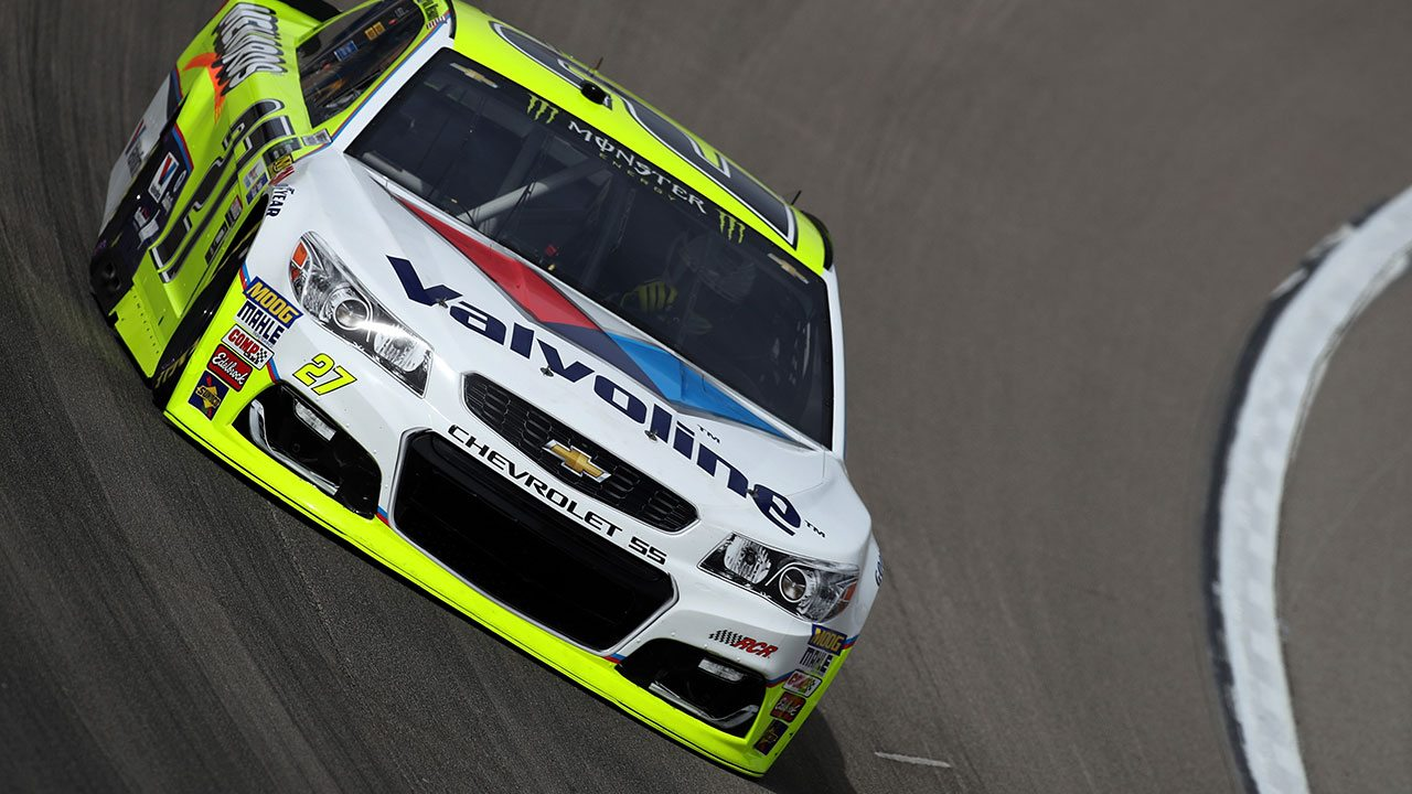 Race Ready with Paul Menard and Team Valvoline