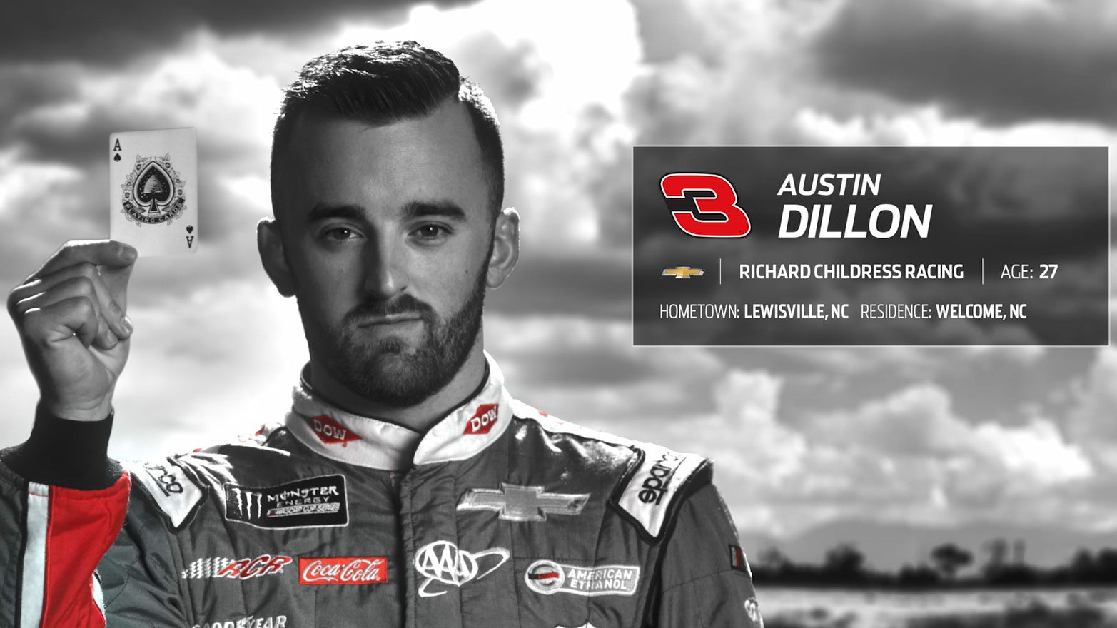 Austin Dillon Racing with Nothing to Lose in NASCAR Playoffs