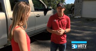 Daniel Hemric Visits Memory Lane in Hometown of Kannapolis