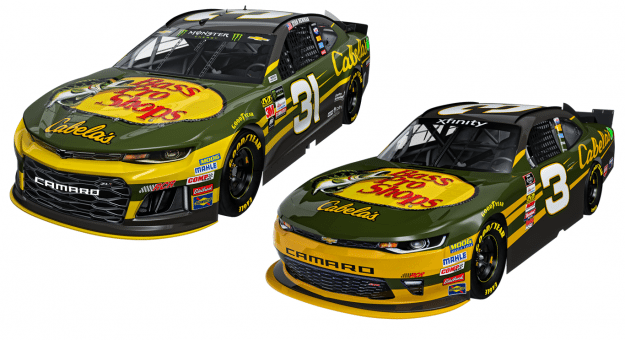 RCR Continues Longtime Partnership With Bass Pro Shops To Celebrate - Cabela's car show