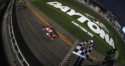 RCR 50 Throwback Thursday: Austin Dillon Wins 2018 Daytona 500