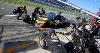 Richard Childress Racing Pit Crews Adapt to New NASCAR Rules