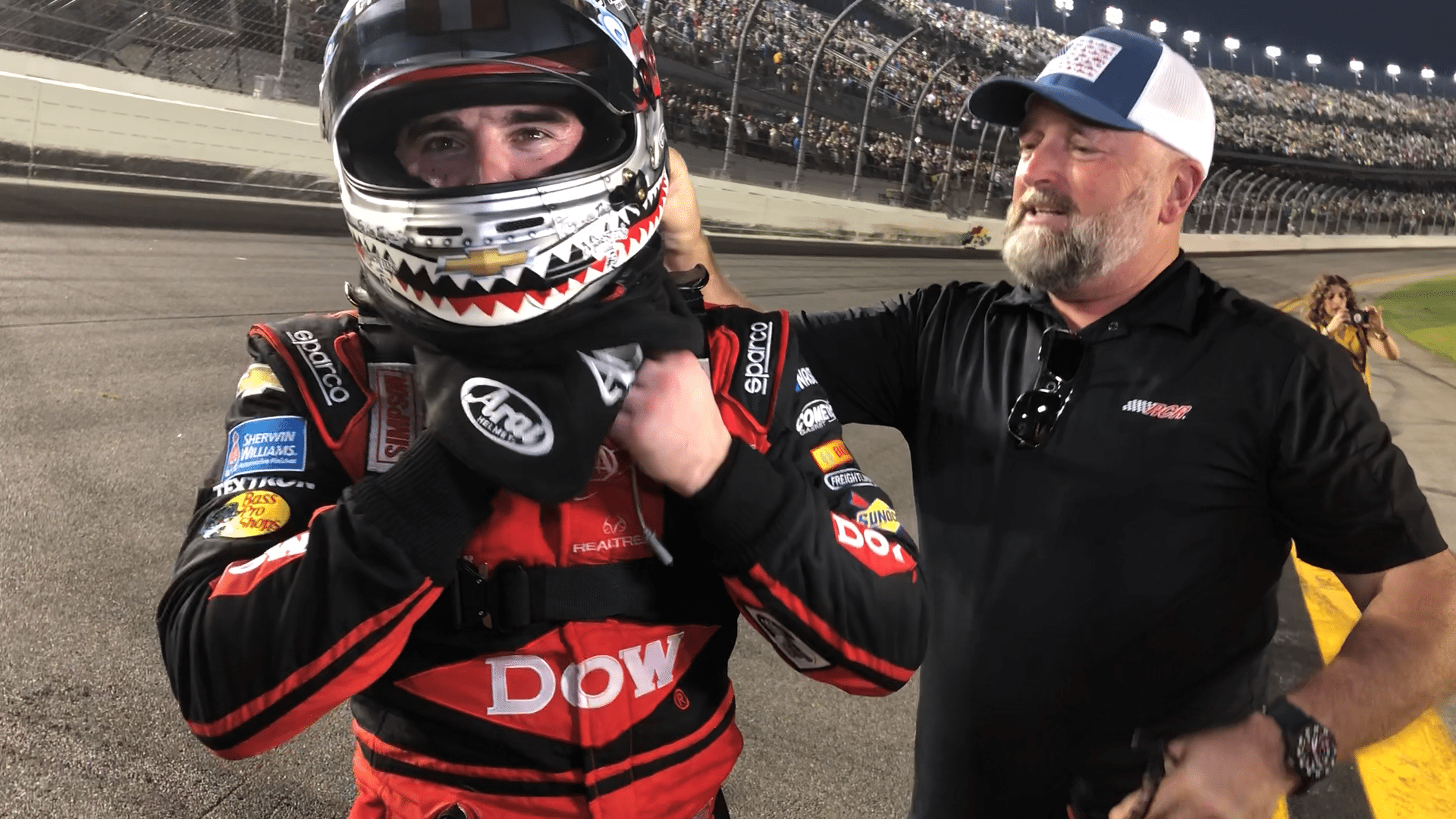 Celebration of a Lifetime. Relive the Moment Austin Dillon Won the Daytona 500