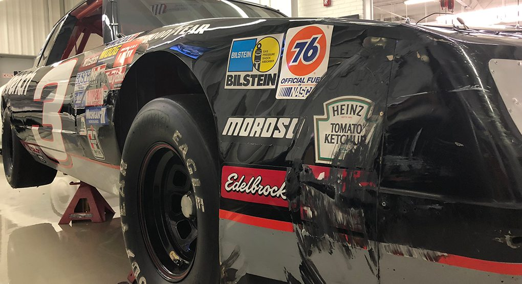 #TBT: Dale Earnhardt, RCR Win First Race with Radial Tires