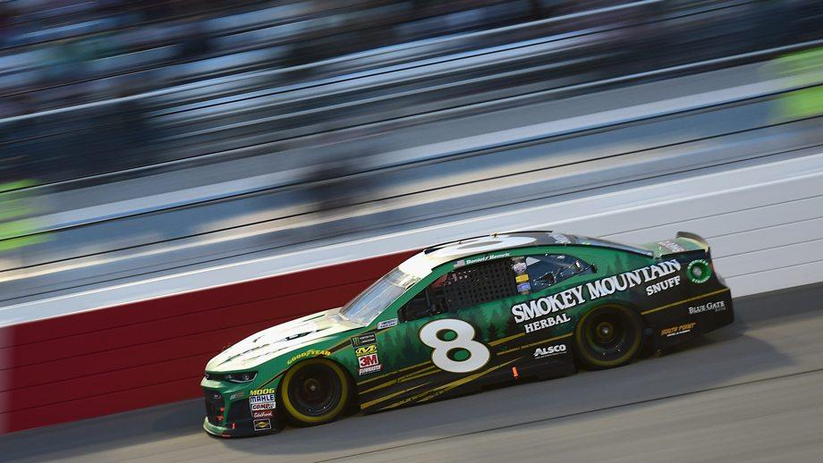 Go behind-the-scenes: Daniel Hemric's first Monster Energy NASCAR Cup Series start