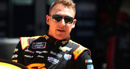 Daniel Hemric Readies for Special Cup Series Debut