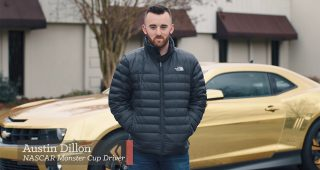 My Chevrolet Stories: Austin Dillon's 2010 Gold Camaro