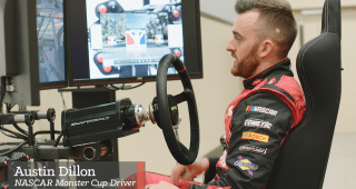 iRacing with the Pros: Austin Dillon Takes Us Around Dover