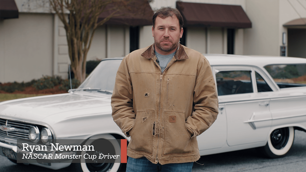 My Chevrolet Stories: Ryan Newman's 1960 Chevy Parkwood Wagon