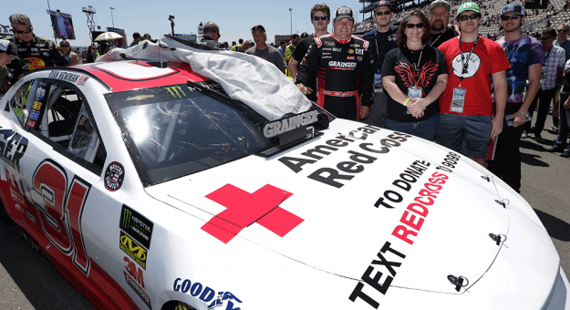 Grainger Rcr Team Up With American Red Cross To Raise Awareness