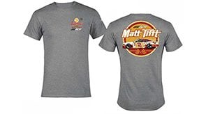 Matt Tifft 2018 Anderson's Maple Syrup Tee
