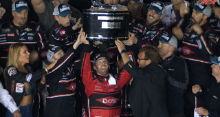 RCR Employees Talk Daytona 500 Win After Receiving Rings