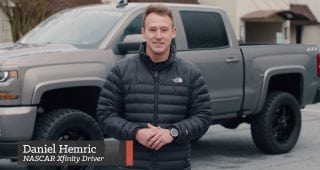 My Chevrolet Stories: Daniel Hemric's Silverado Z71