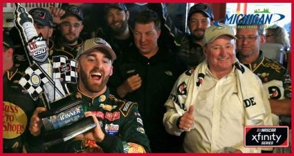 Austin Dillon: 'Glad We Could Put the No. 3 Back in Victory Lane'