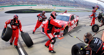 NY Post: NASCAR Pit Crews Are Way More Buff Than You Think