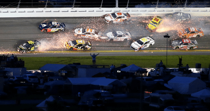 Weekend Recap: Dodging Demolition at Daytona