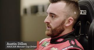 iRacing with the Pros: Austin Dillon Takes Us Around the Tricky Triangle