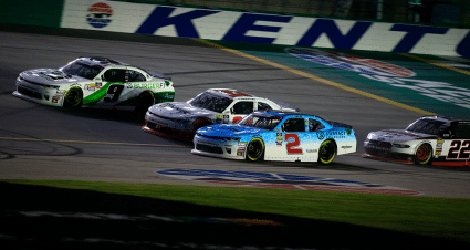 Weekend Recap: Racing Under the Lights in Kentucky