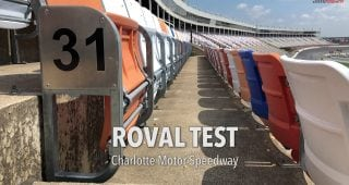 RCR Wraps Up Two-Day Charlotte Motor Speedway Roval Test