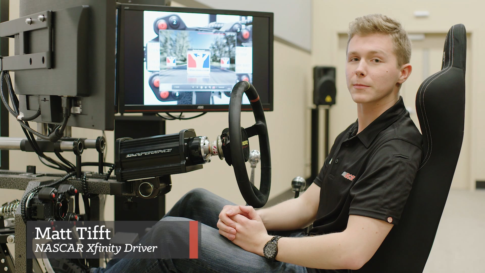 iRacing with the Pros: Matt Tifft Takes Us Around Kentucky