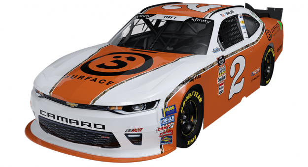 Matt Tifft Darlington Throwback Dave Marcis