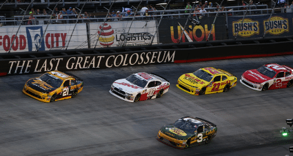 Weekend Recap: Short-Track Action at Bristol