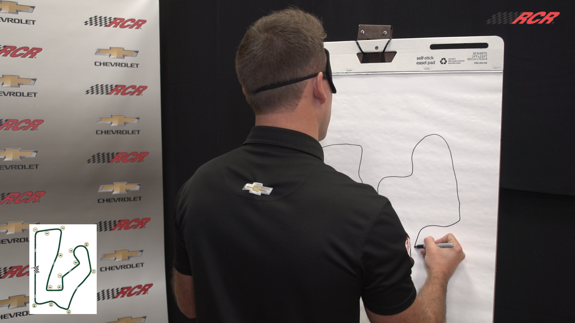 Drawing the Road Courses: Road America