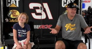Kids Say the Darndest Things: Daniel Hemric and Riley