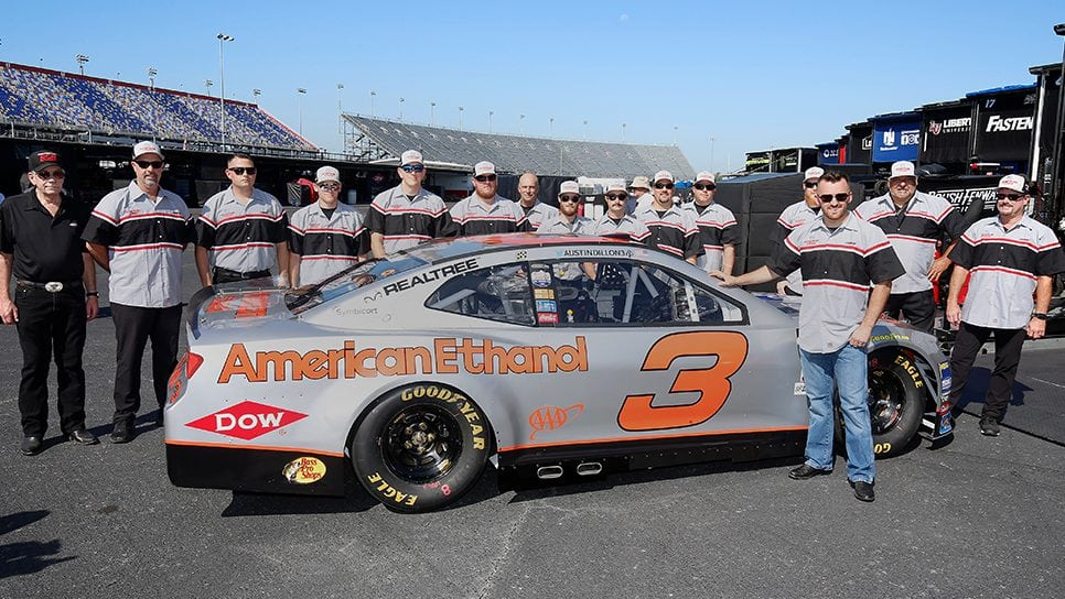 The Silver Secret Returns: Dillon Honors Earnhardt with Darlington Throwback