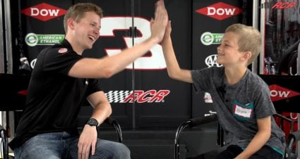 Kids Say the Darndest Things: Matt Tifft and Bryce