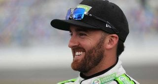 Austin Dillon staying tight-lipped on Darlington throwback