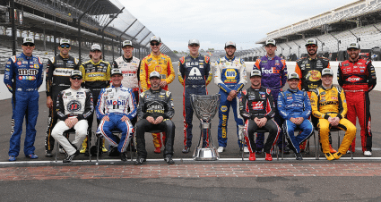 2018 Monster Energy NASCAR Cup Series Playoffs Field Set