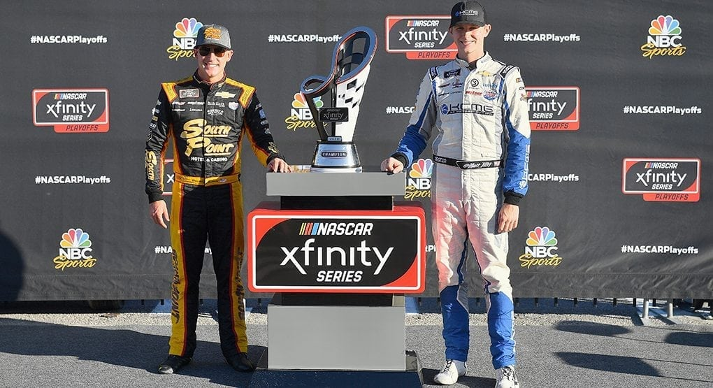 Hemric and Tifft Ready to Attack Xfinity Series Playoffs