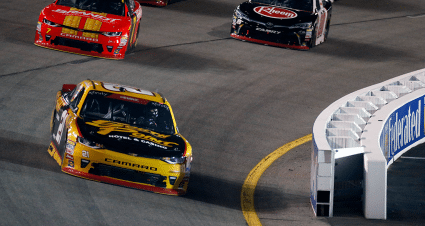 Strong Playoffs Run Continues for RCR at Richmond