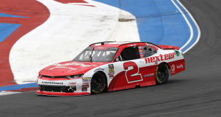 Hemric, Tifft Preview Xfinity Series Playoffs Race at the Roval