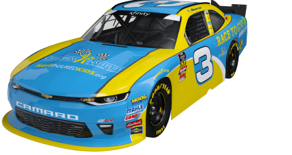 Shane Lee to Drive No. 3 Childress Institute for Pediatric Trauma Chevy