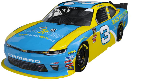 Shane Lee to Drive No. 3 Childress Institute for Pediatric Trauma Chevrolet in Phoenix