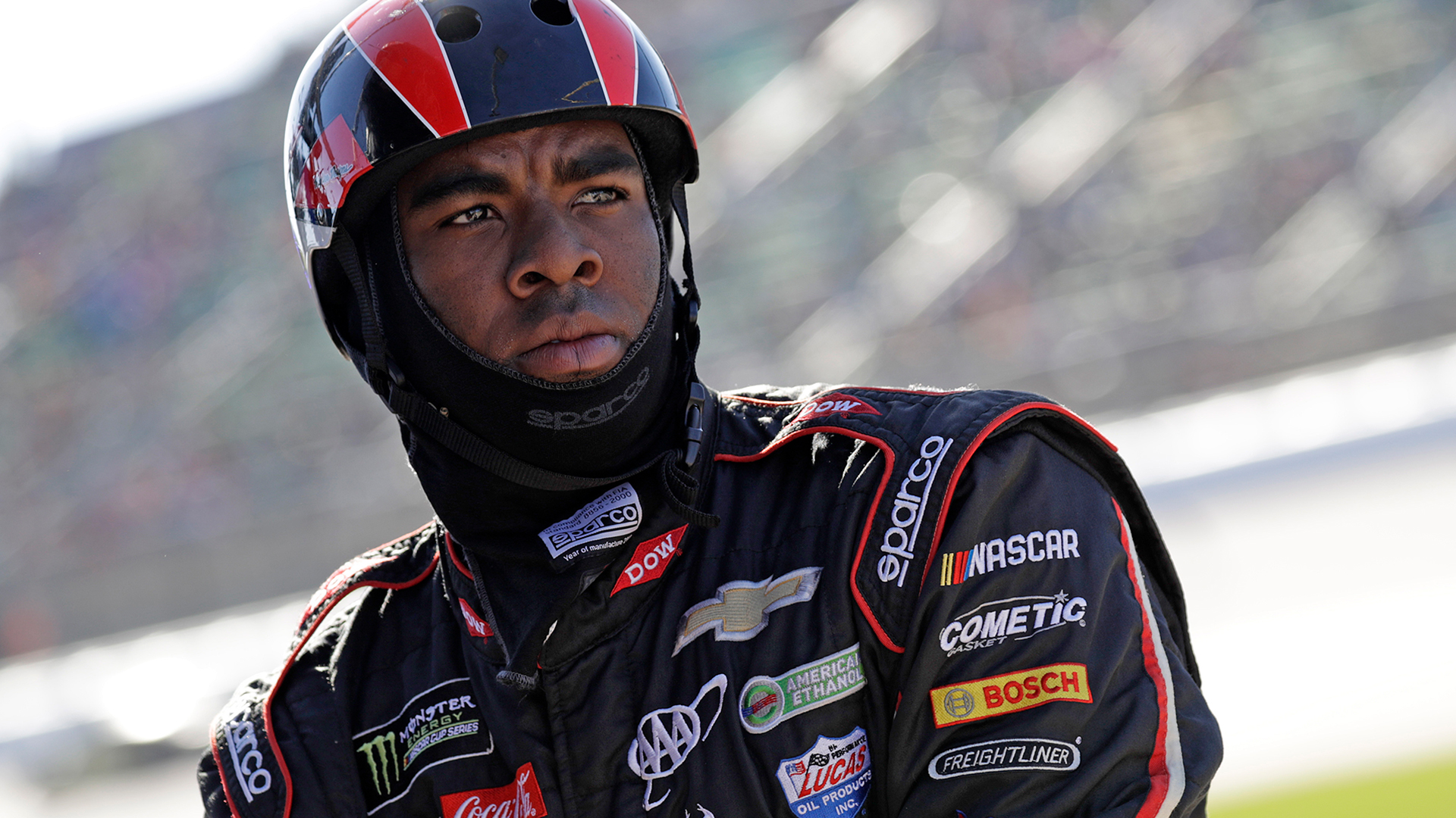 Derrell Edwards Highlighted as NBC Pit Crew All-Star