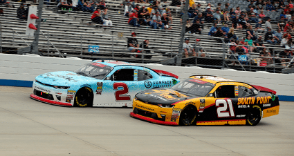 Hemric, Tifft Advance to Next Round of Xfinity Series Playoffs