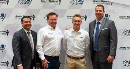 Liberty National Life Insurance Extends Partnership with RCR
