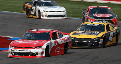 Weekend Recap: Roval Racing at Charlotte Motor Speedway